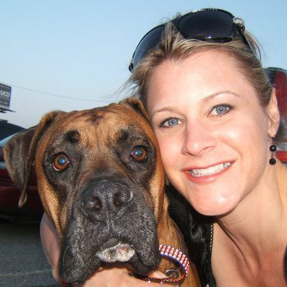Sarge and mom